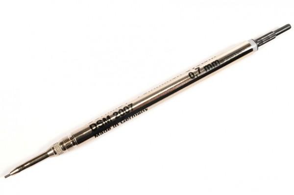Minenmechanik 0,7 mm für Hamburg-Bleistifte